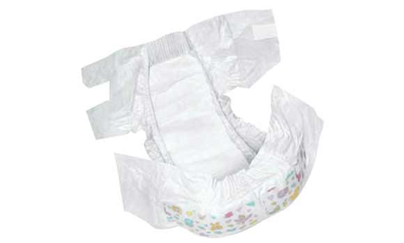 Inception of diapers