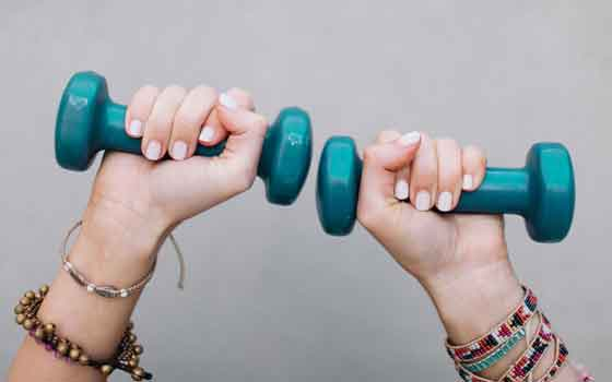 Exercise With Weights